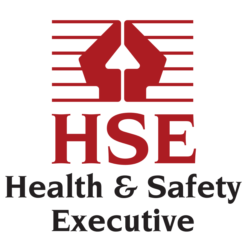 hse logo (health and safety executive)